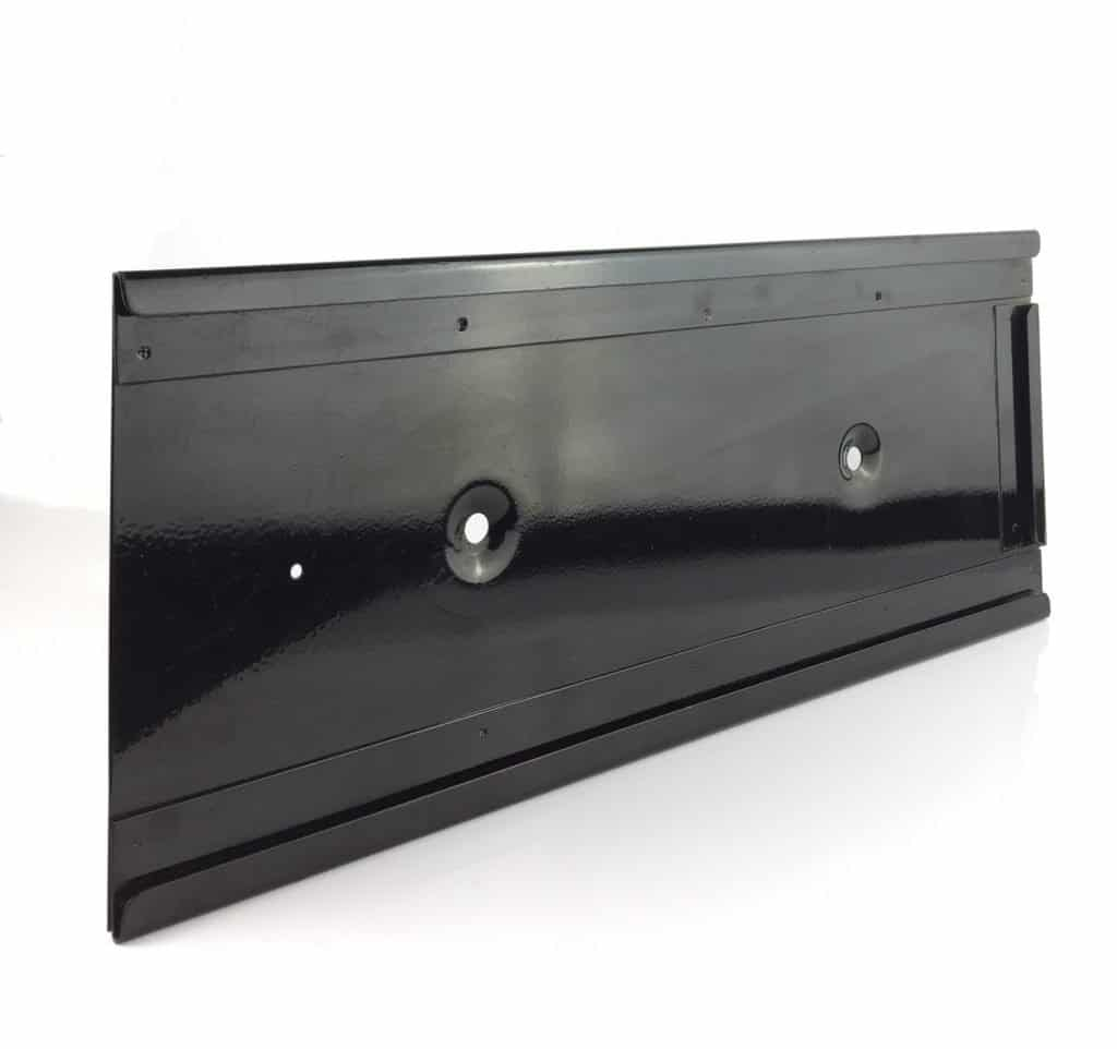 compartment panel holder