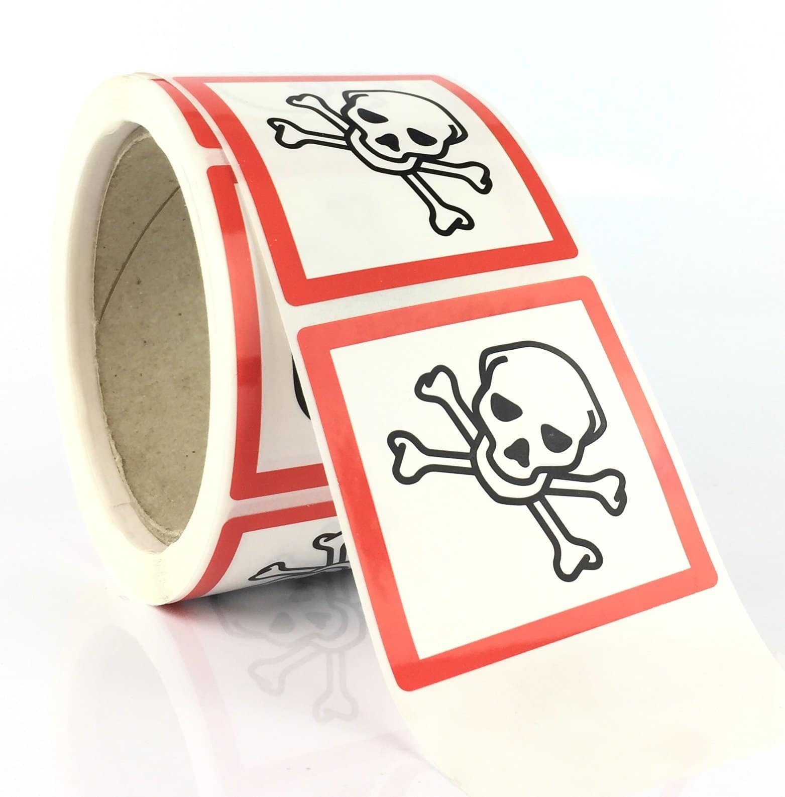 ghs06 labels toxic