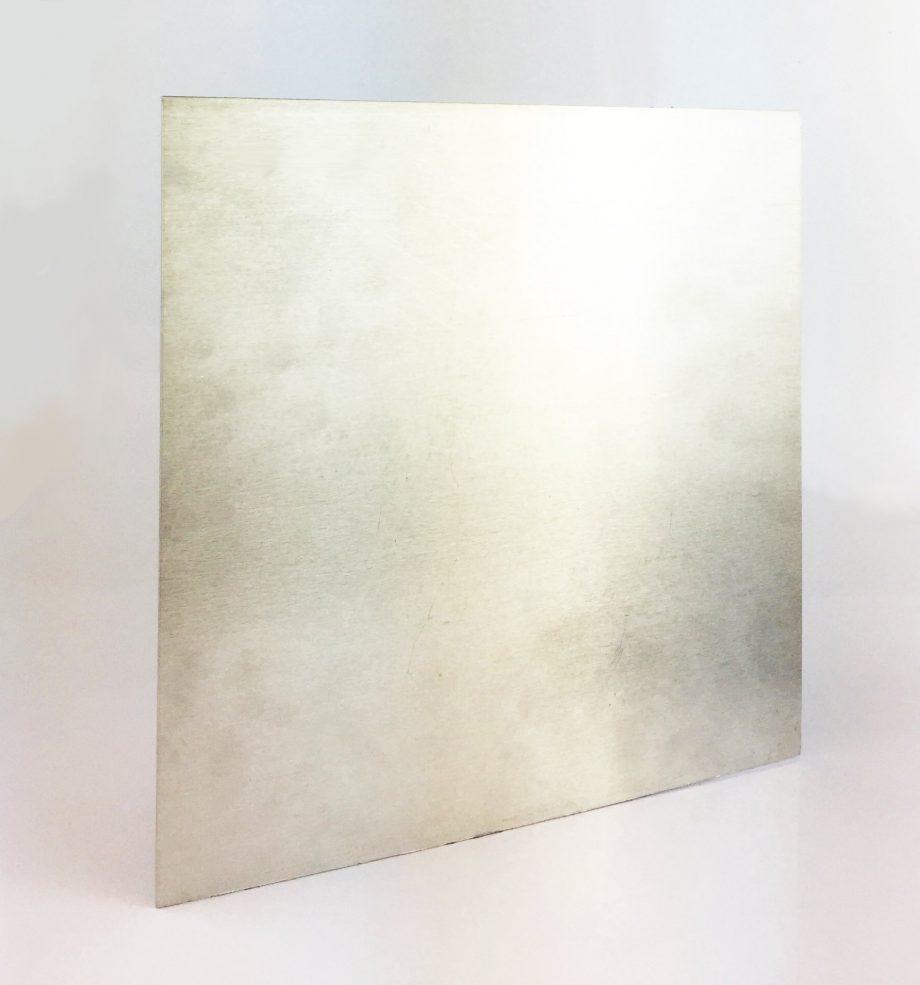 metal placard plate