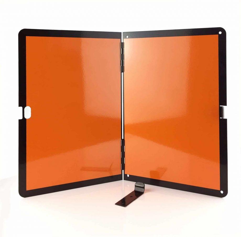 vertical adr plate