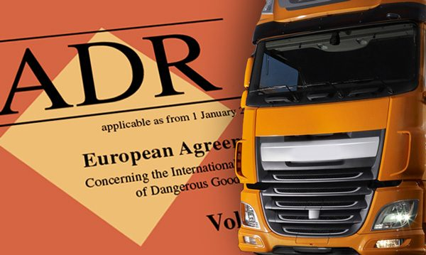 ADR regulations