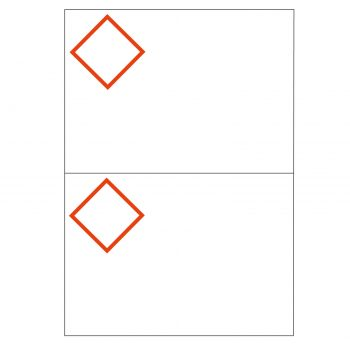 1 pictogram 2 to view ghs laser sheet