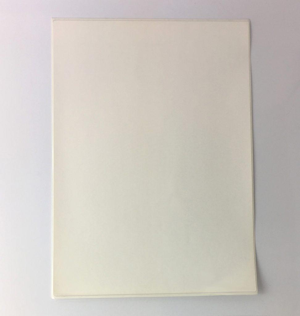 1 per sheet without tab laser sheet labels