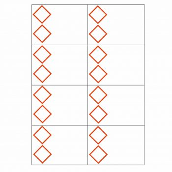 2 pictogram 8 to view laser sheet label