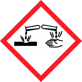 ghs 05 label, ghs 05 labels, ghs 05 pictogram