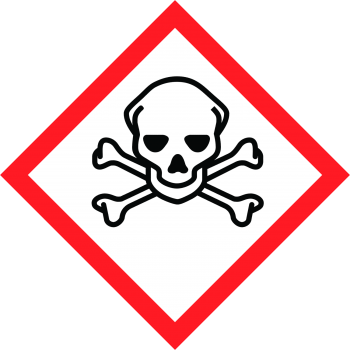 GHS 06 label, GHS 06 labels, ghs 06 pictogram