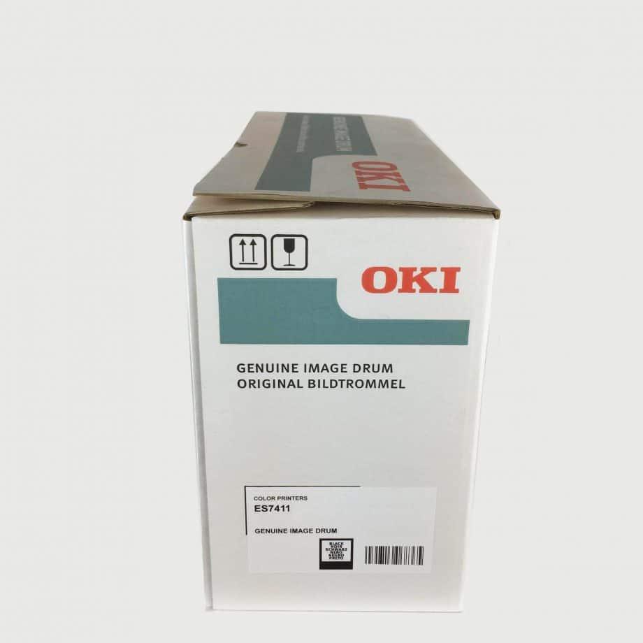 OKI ES7411 image drum BLACK