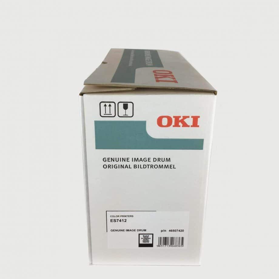 OKI ES7412 image drum BLACK