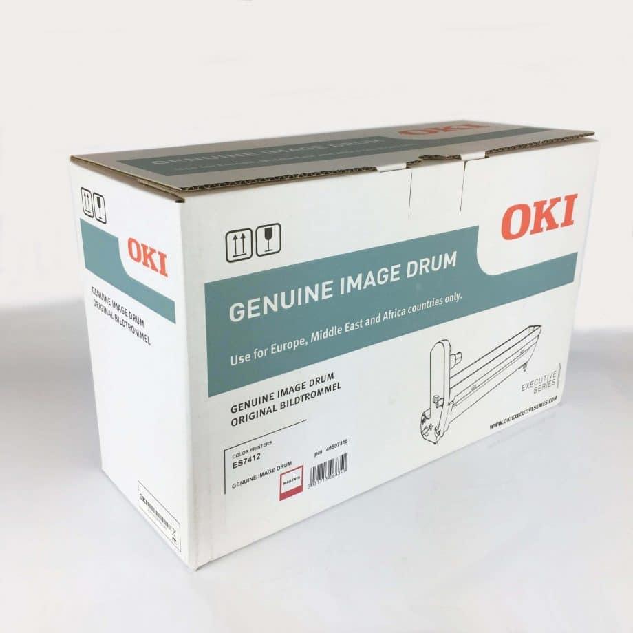 OKI ES7412 A4 image drum MAGENTA