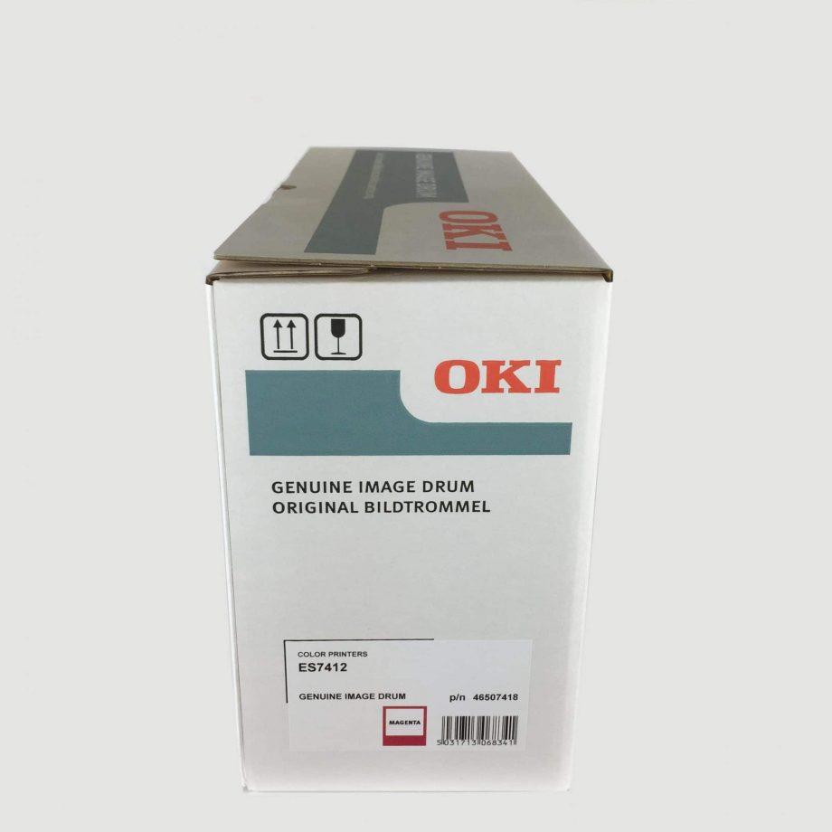 OKI ES7412 image drum MAGENTA