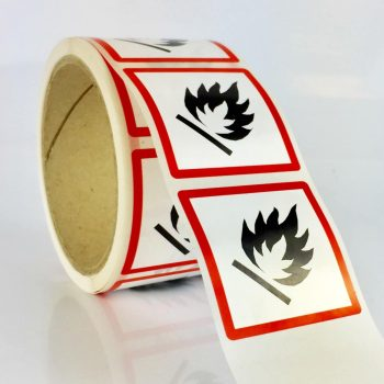 ghs02 labels flammable ghs labels